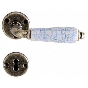 Maniglie Raphael Craquelet Azzurro 100 01