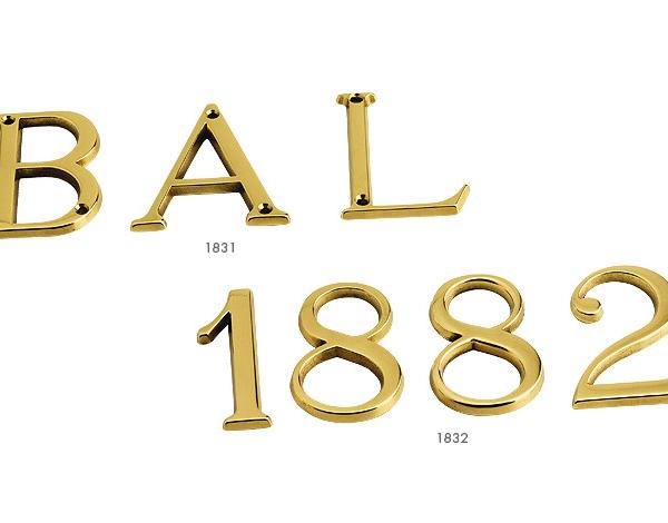 Lettere E Numeri 1831 02