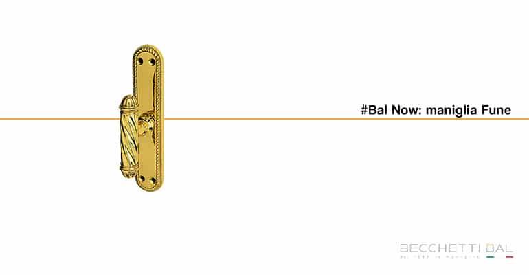 bal maniglie - pronta consegna - bal now