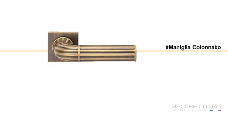 maniglia colonnato-collezione bal 2021